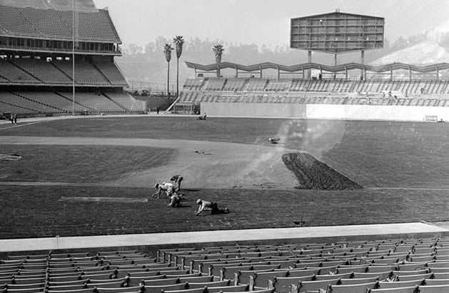 happy 50th dodger stadium. 1