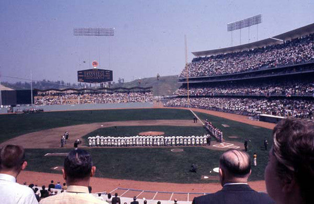 happy 50th dodger stadium. 2
