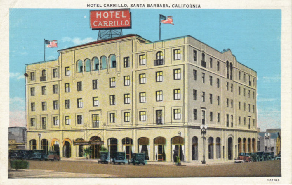vintage santa barbara postcards. 3