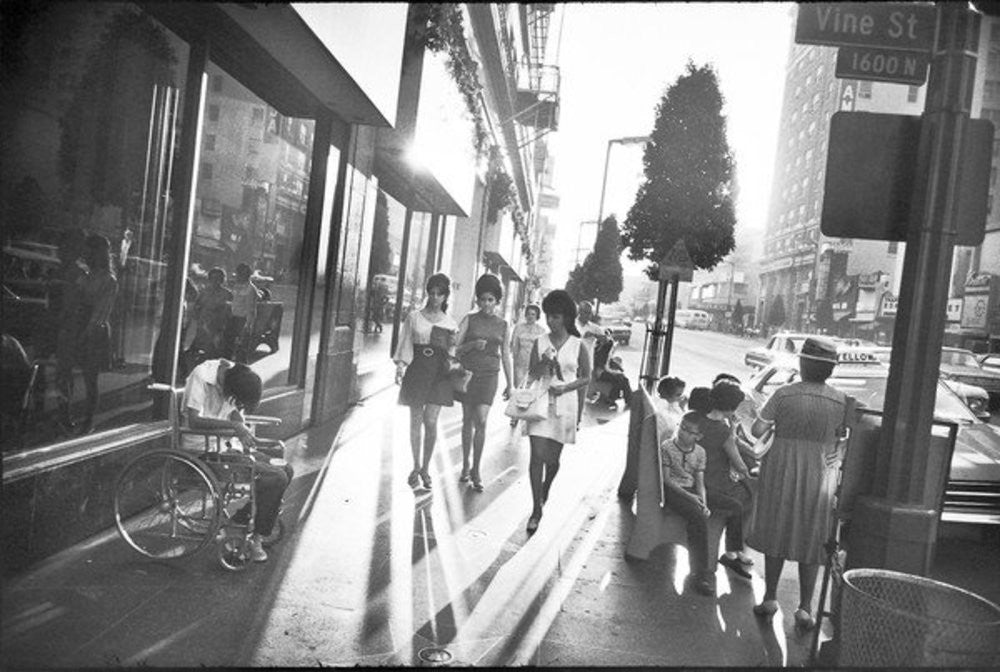 garry winogrand exhibit at SFOMMA. 2