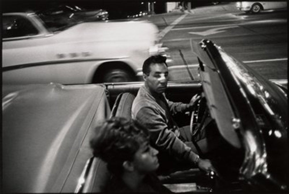 garry winogrand exhibit at SFOMMA. 1