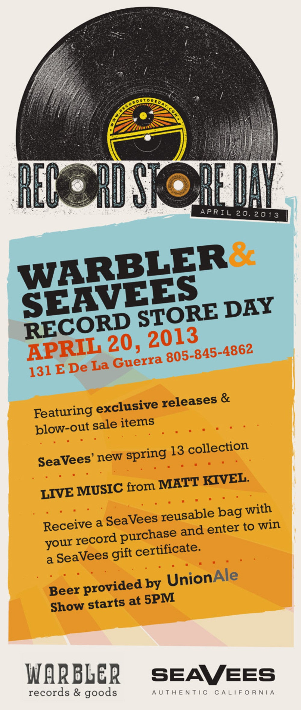 record store day. 1