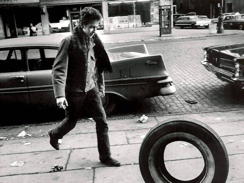 the freewheelin' bob dylan. 1