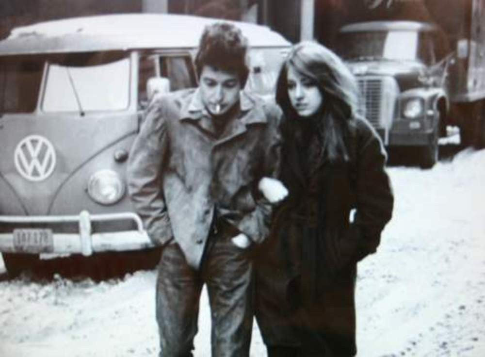 the freewheelin' bob dylan. 4