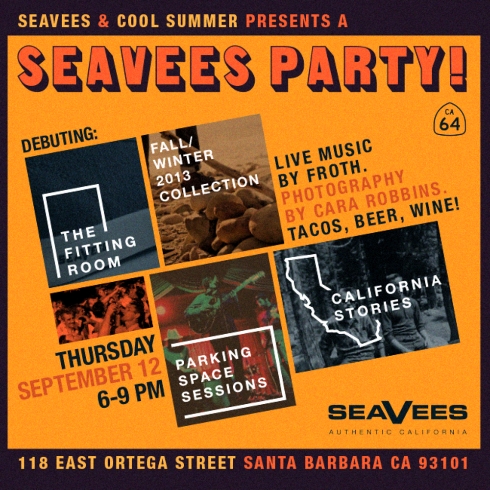 a SeaVees PARTY! 1