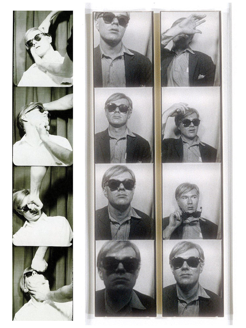 warhol's golden road trip. 2