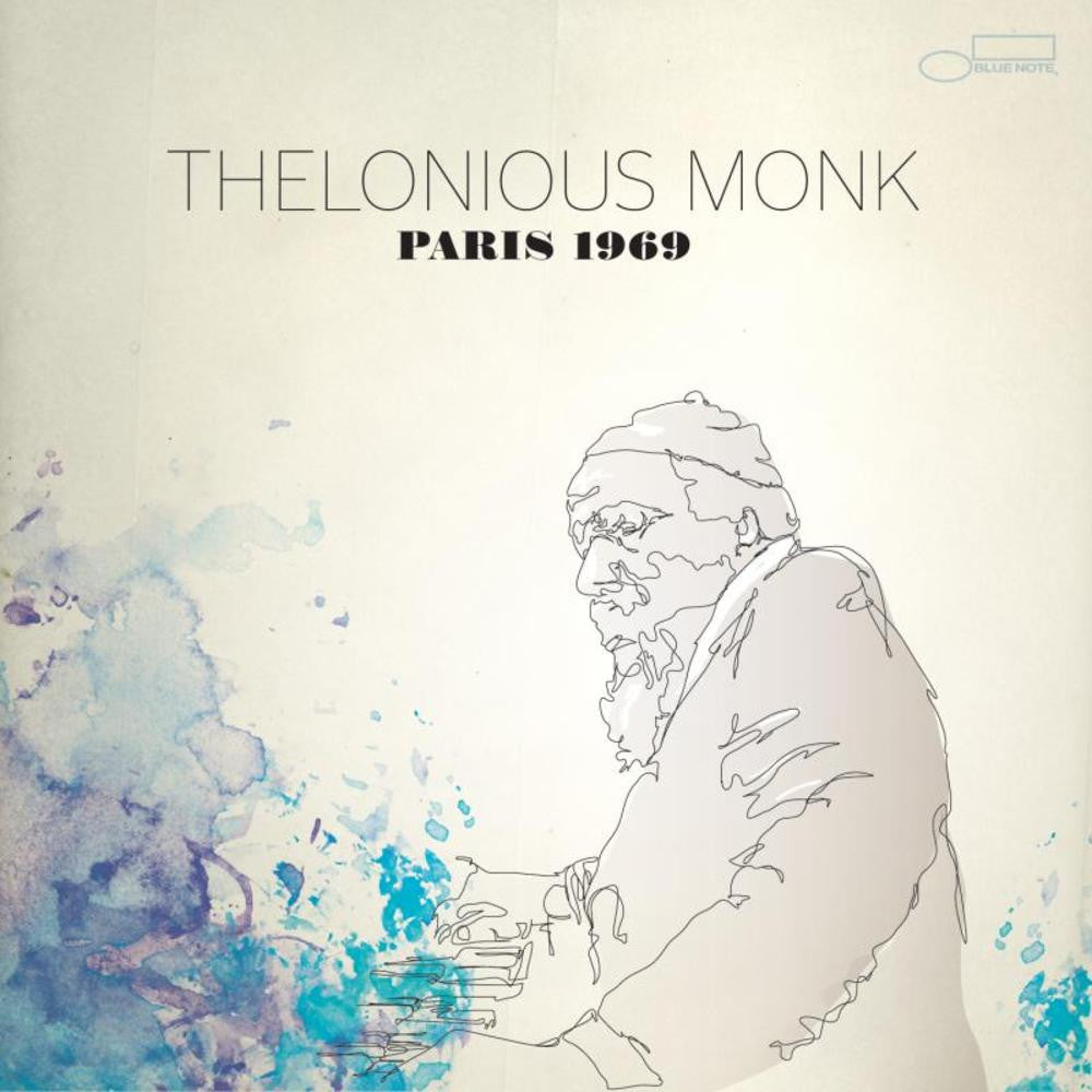 Thelonious Monk, Paris 1969. 1