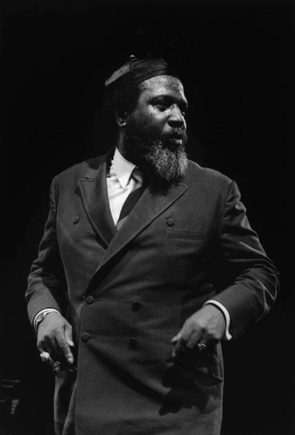 Thelonious Monk, Paris 1969. 2