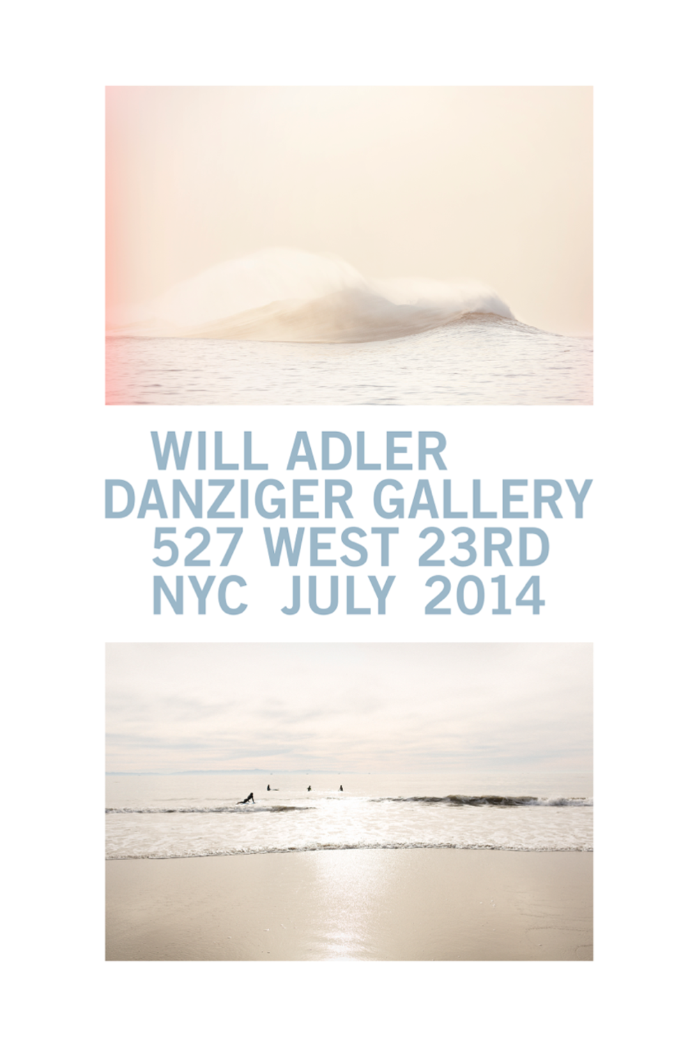 Will Adler exhibit in NYC. 1