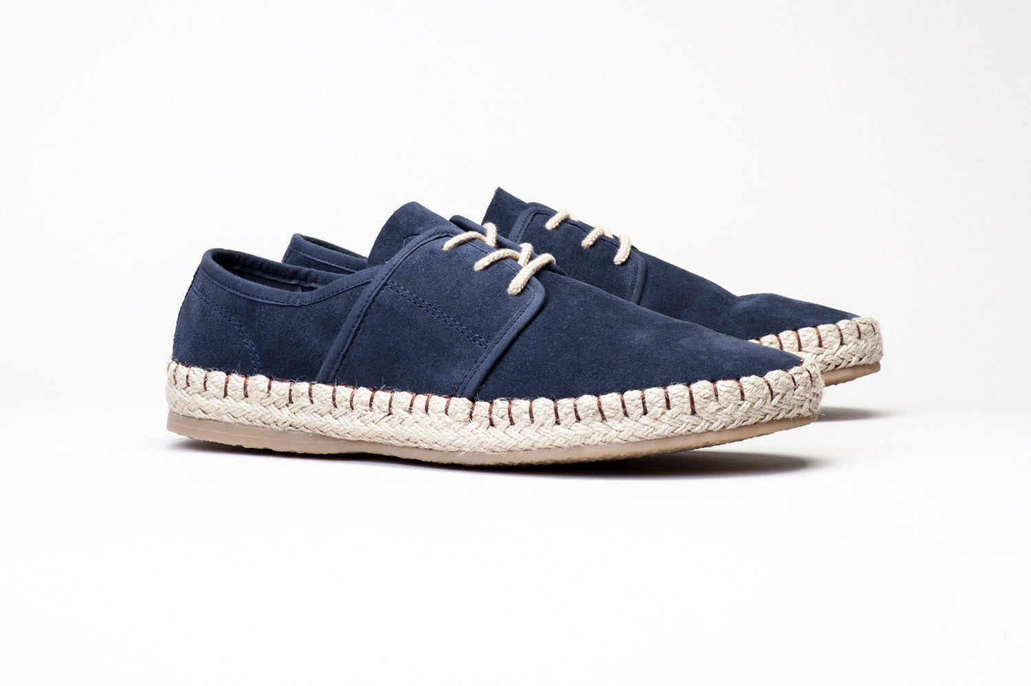 Mens - Sorrento Sand Shoe - Navy