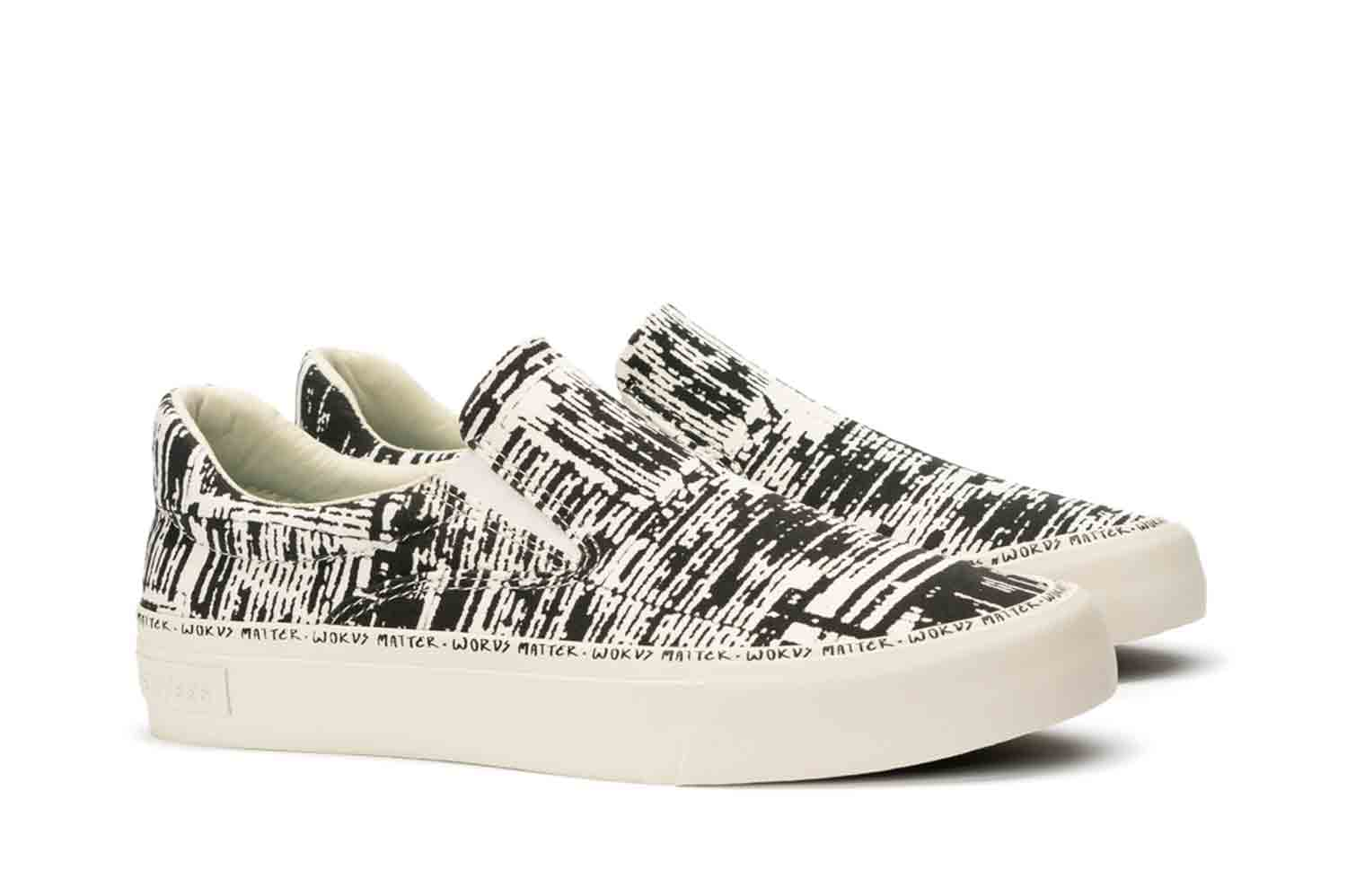 Womens - Hawthorne Slip On Words Matter