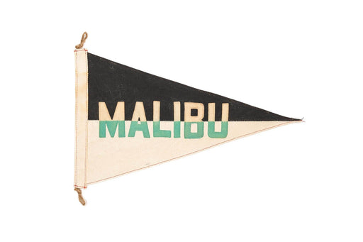 Slightly Choppy - Flag - Malibu