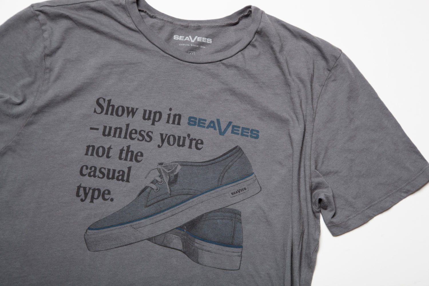Mens - Casual Type Tee