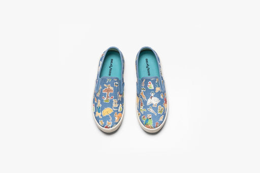 Little Kids - Baja Slip On Peter Rabbit