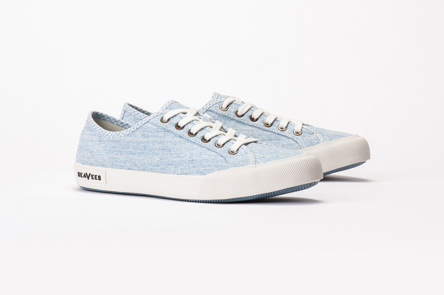 Womens - Monterey Sneaker Beach Club - Soft Blue