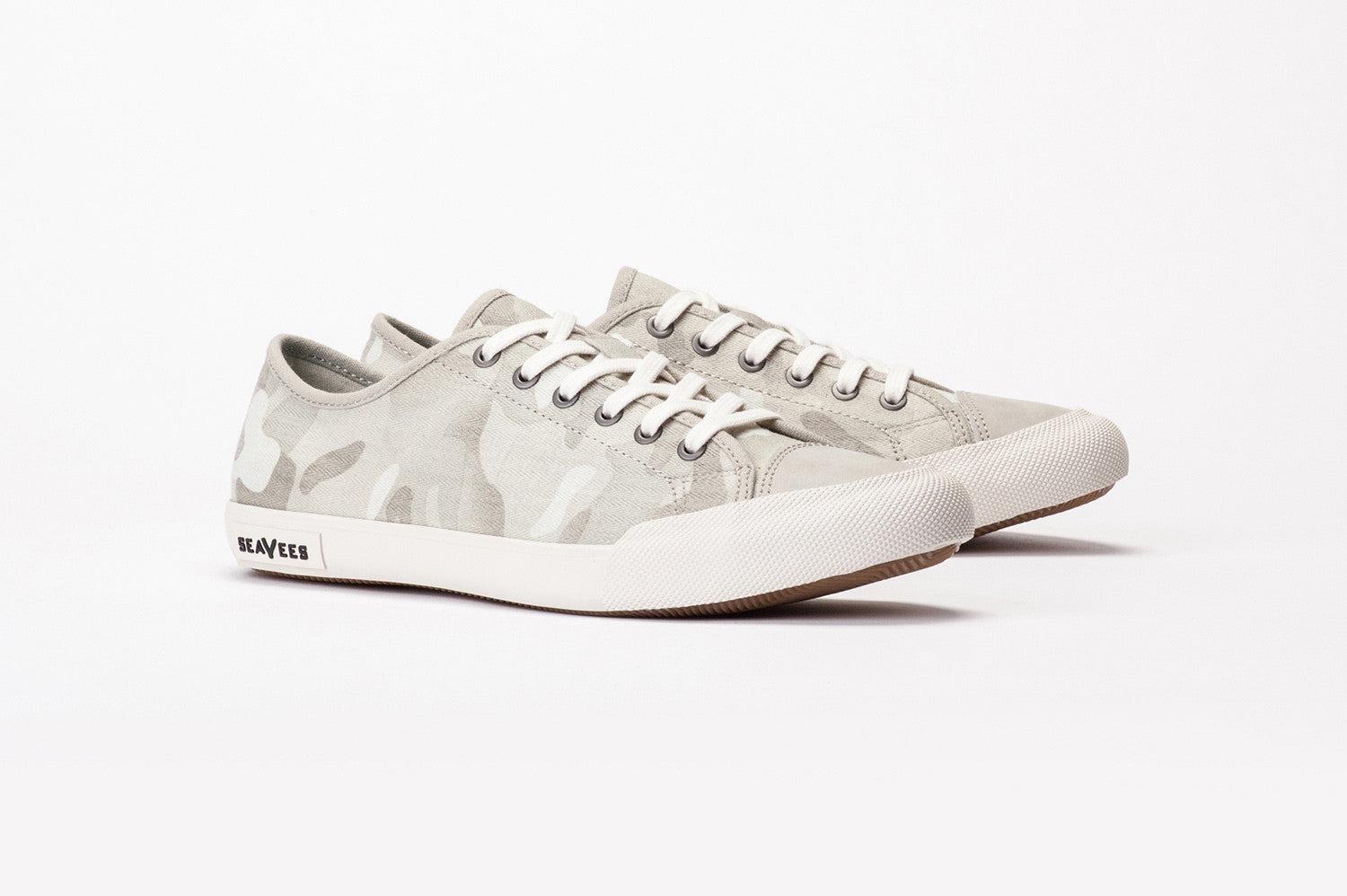 Womens - Army Issue Sneaker Oasis - Cream Camo