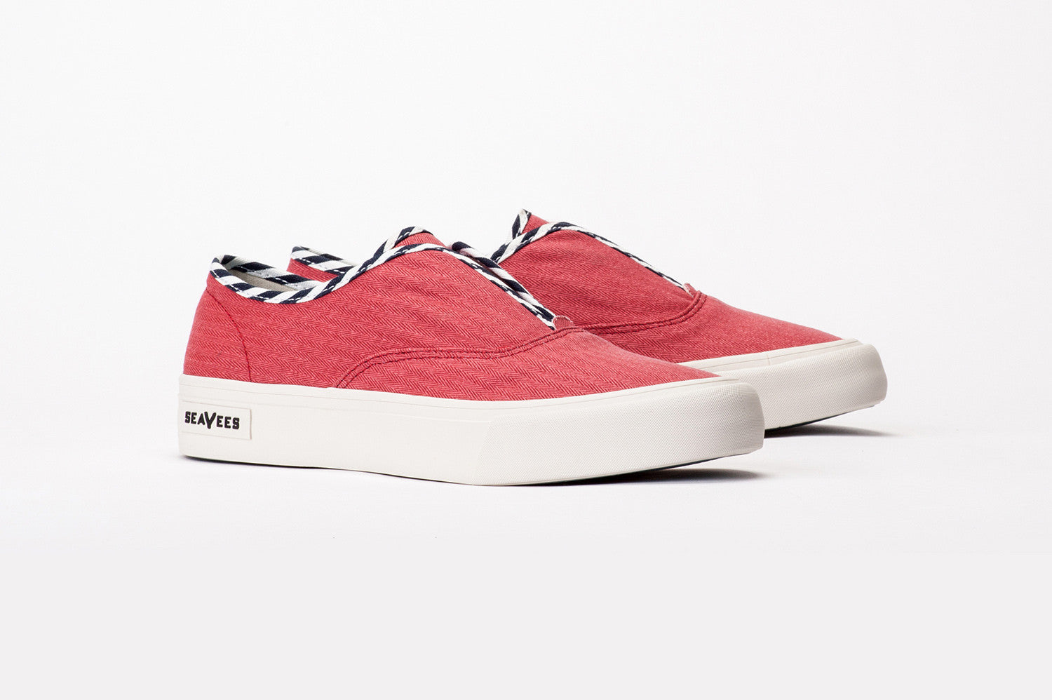 Womens - Sunset Strip Sneaker Regatta - Washed Red