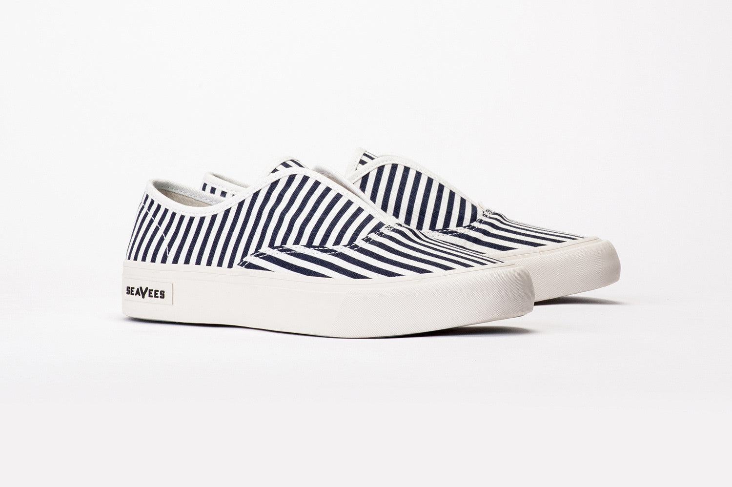 Womens - Sunset Strip Sneaker Regatta - Navy Blazer Stripe