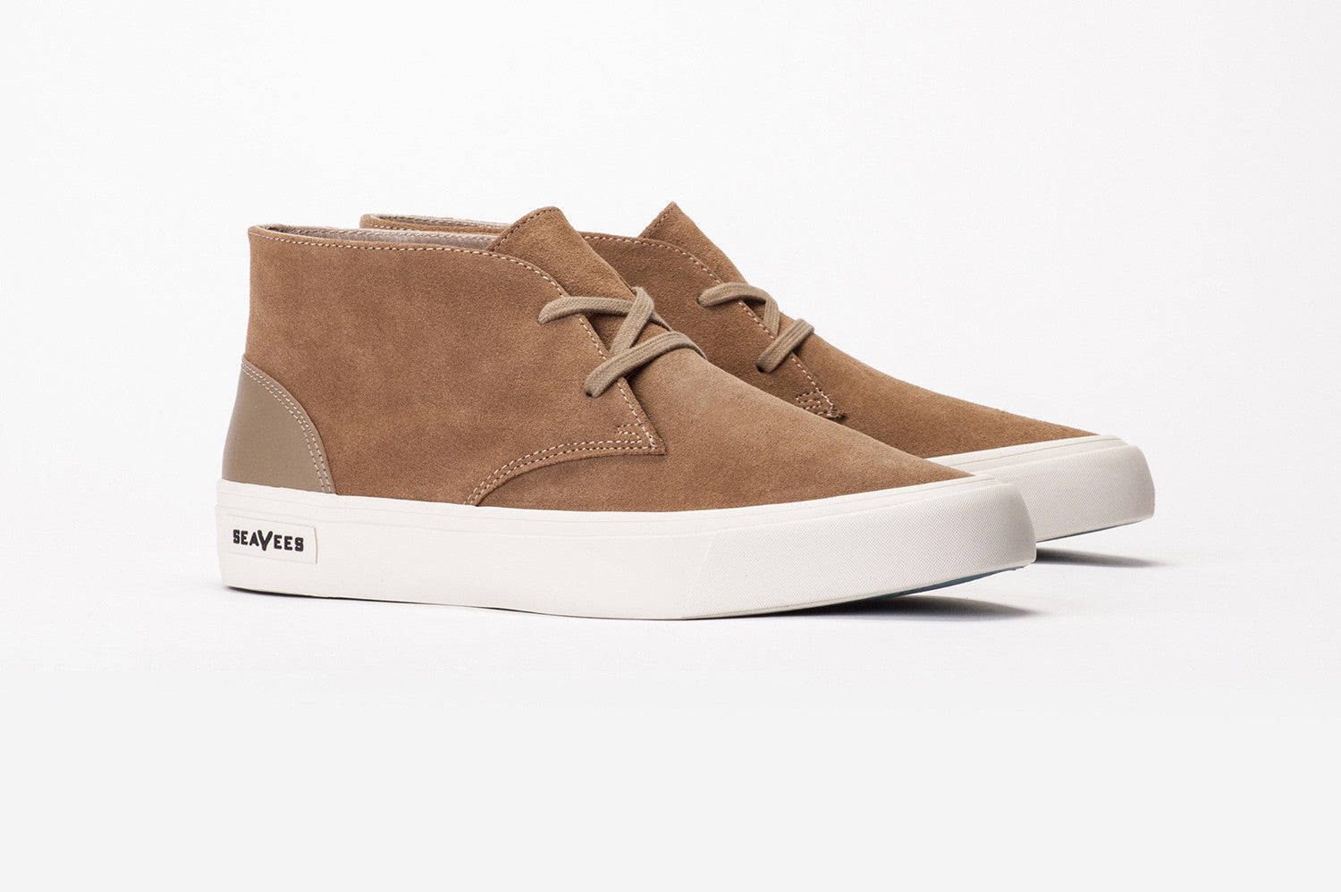 Mens - Maslon Desert Boot Clipper Class - Dark Sand