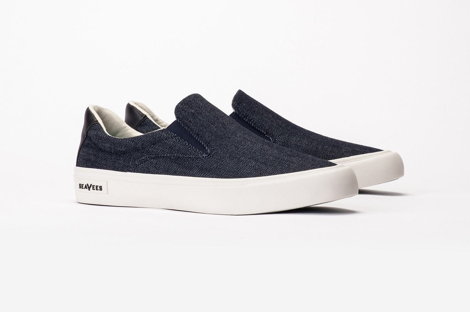 Mens - Hawthorne Slip On Clipper Class - Selvedge