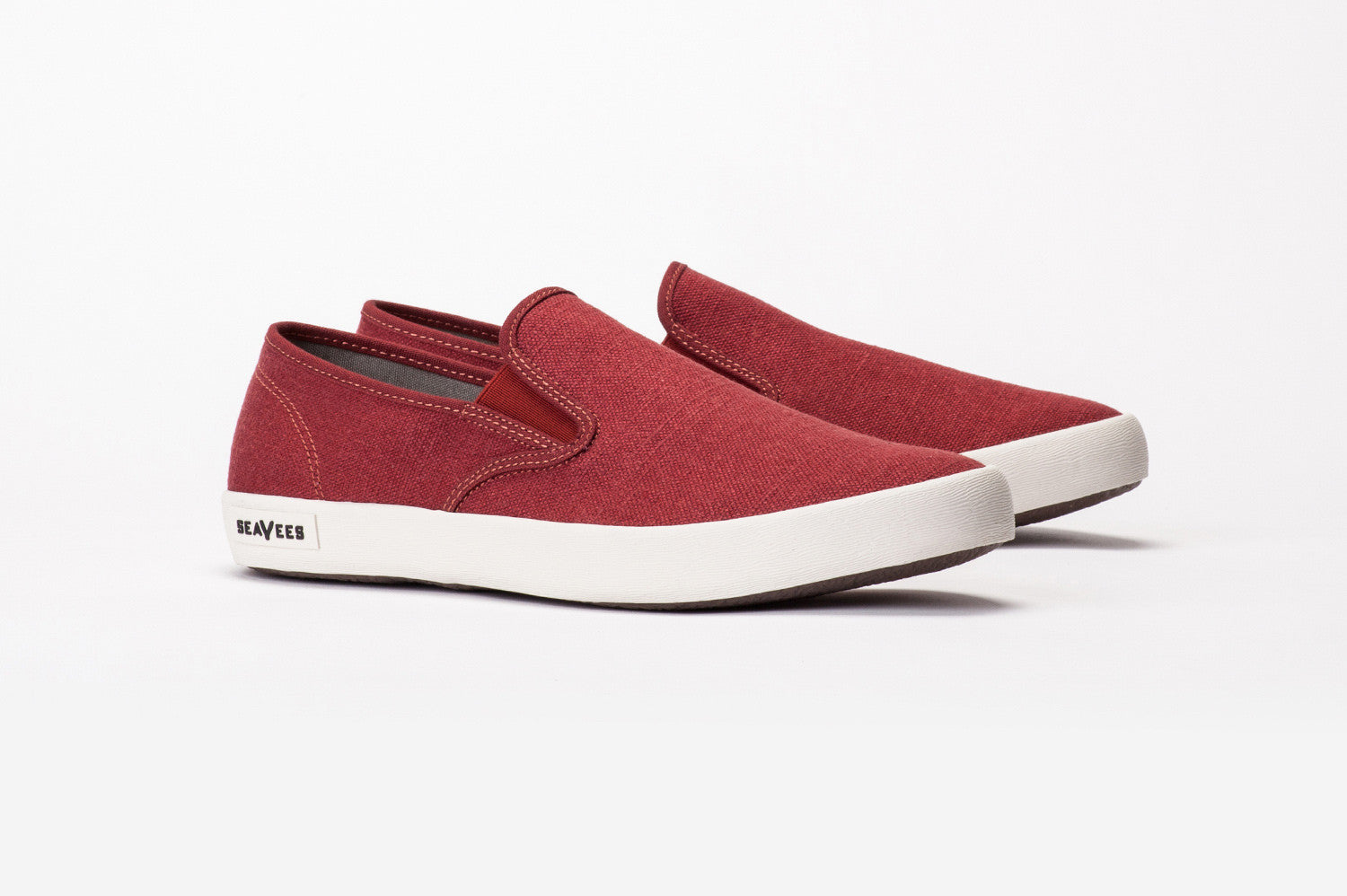 Mens - Baja Slip On Standard - Fire Brick