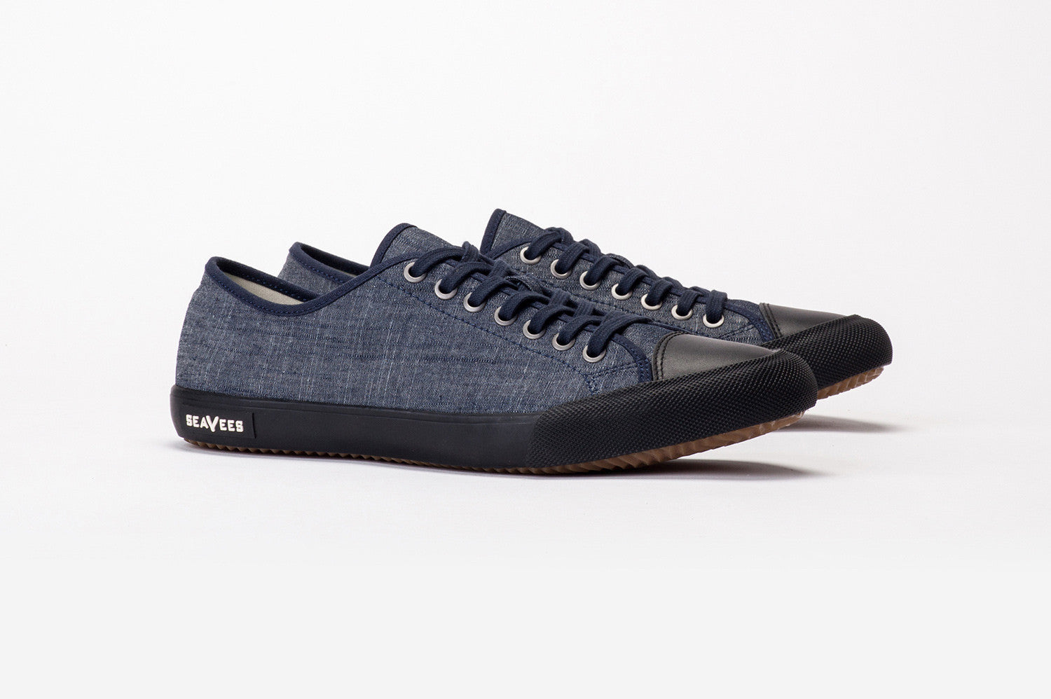 Mens - Army Issue Sneaker Gent - Dark Navy