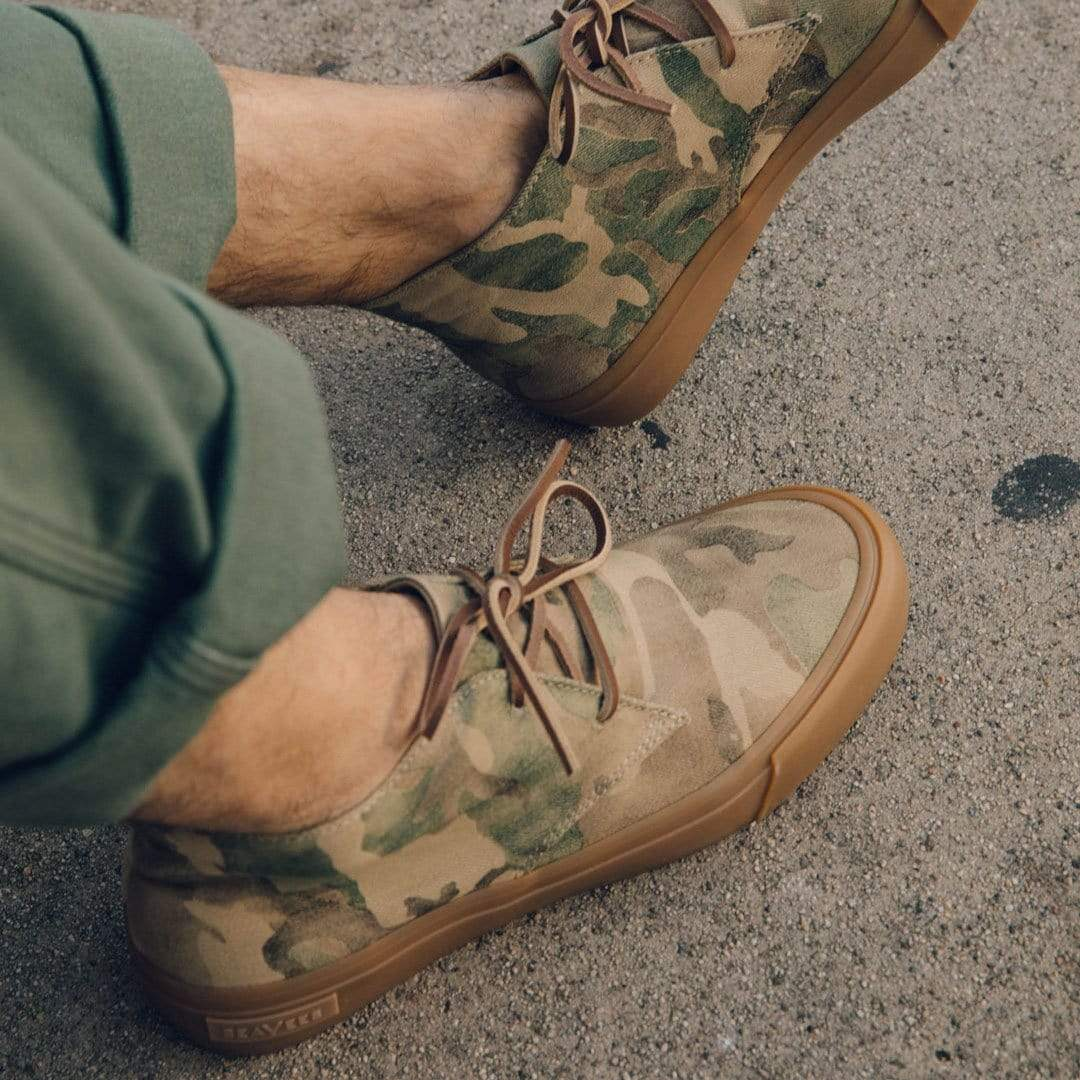 Mens - Maslon Desert Boot