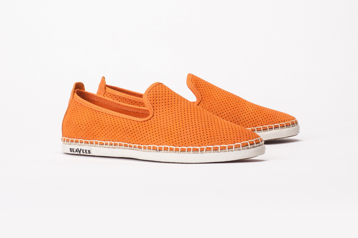 Womens - Ocean Park Espadrille - Dusty Orange