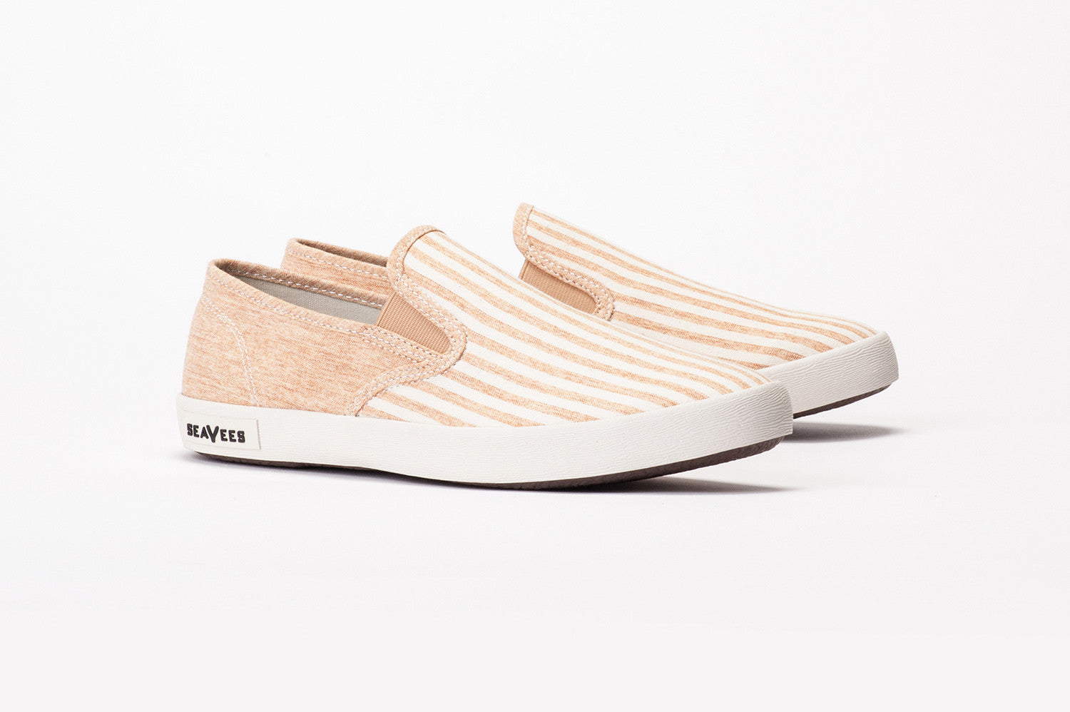 Womens - Baja Slip On Beach Club - Dusty Orange