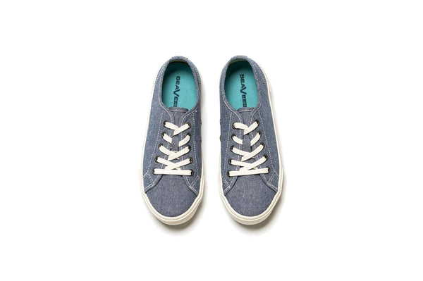 Big Kids - Monterey Sneaker Chambray