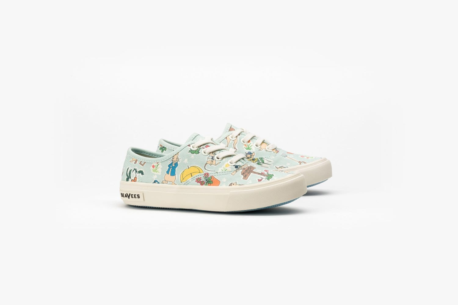 Little Kids - Legend Sneaker Peter Rabbit - Green