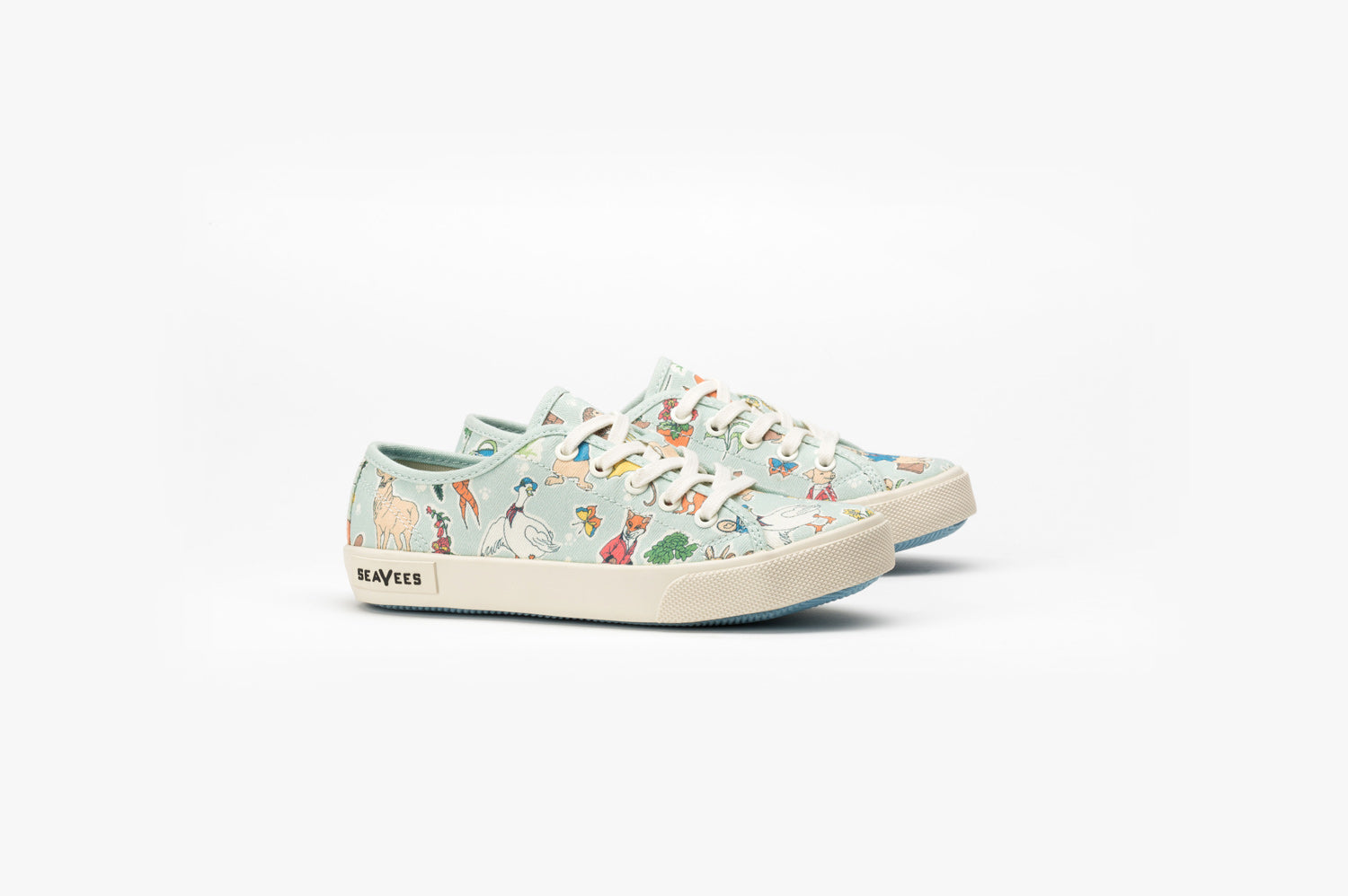 Big Kids - Monterey Sneaker Peter Rabbit - Green