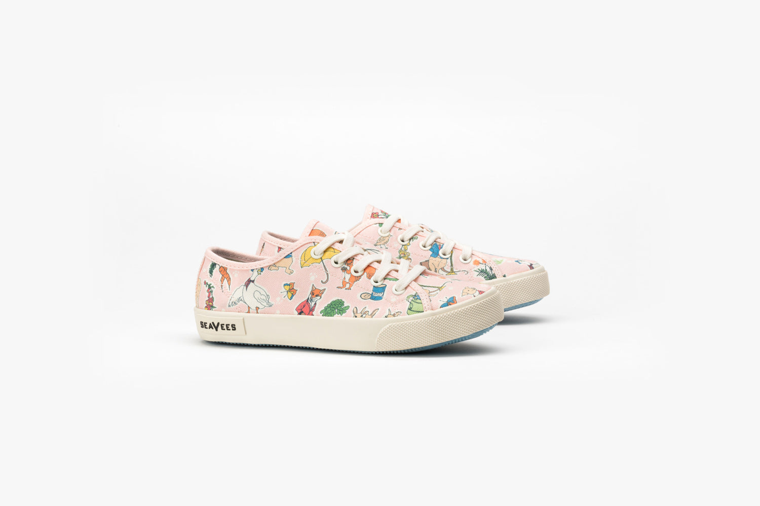 Big Kids - Monterey Sneaker Peter Rabbit - Pink