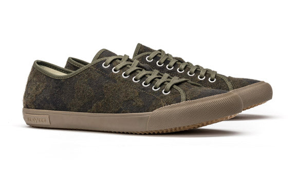 Mens - Army Issue Sneaker Low Wintertide