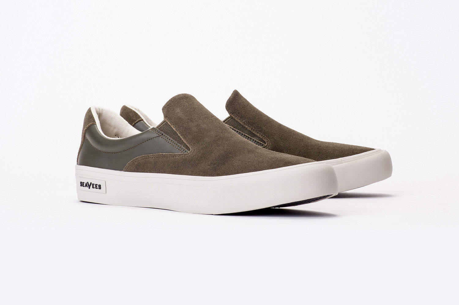 Mens - Hawthorne Slip On Wintertide - Army