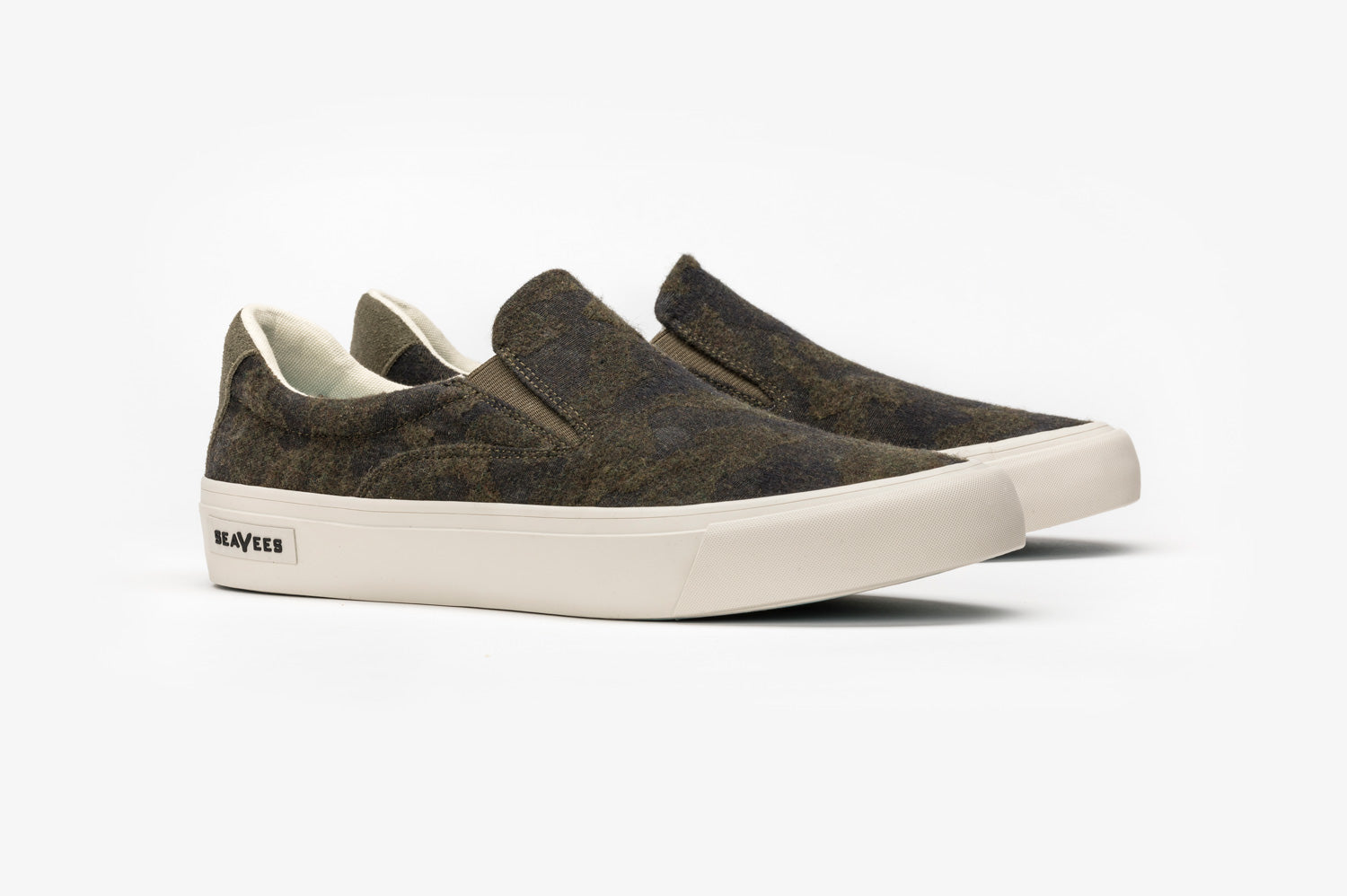Mens - Hawthorne Slip On Wintertide - Camouflage