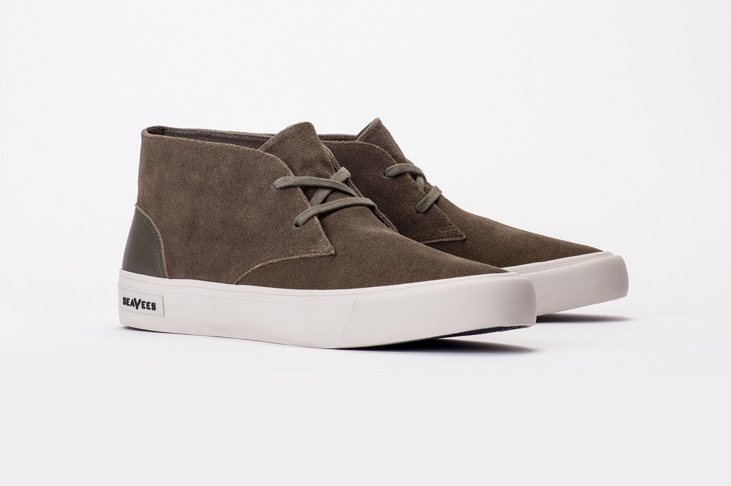 Mens - Maslon Desert Boot Wintertide - Army