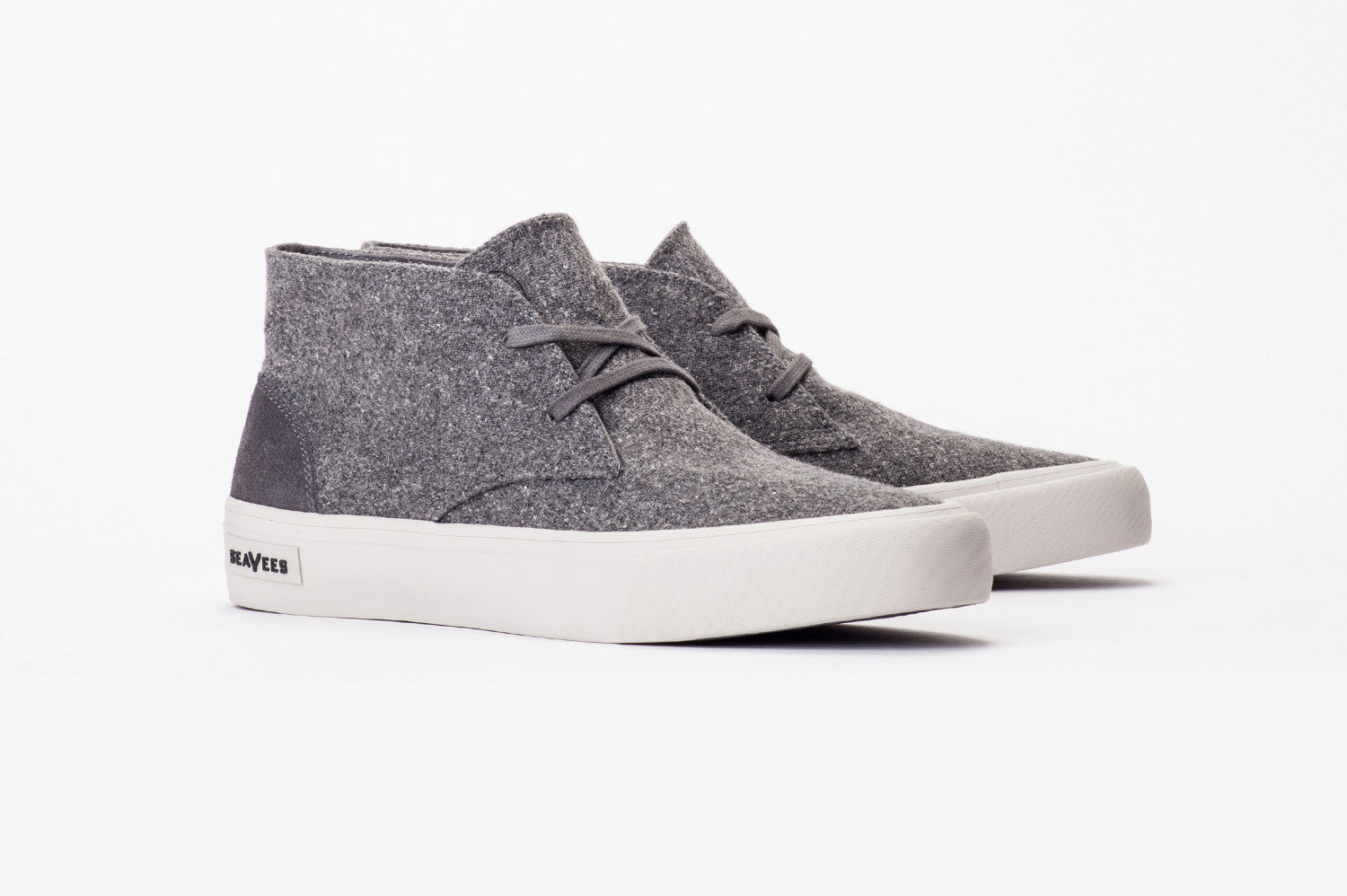 Mens - Maslon Desert Boot Wintertide - Pewter