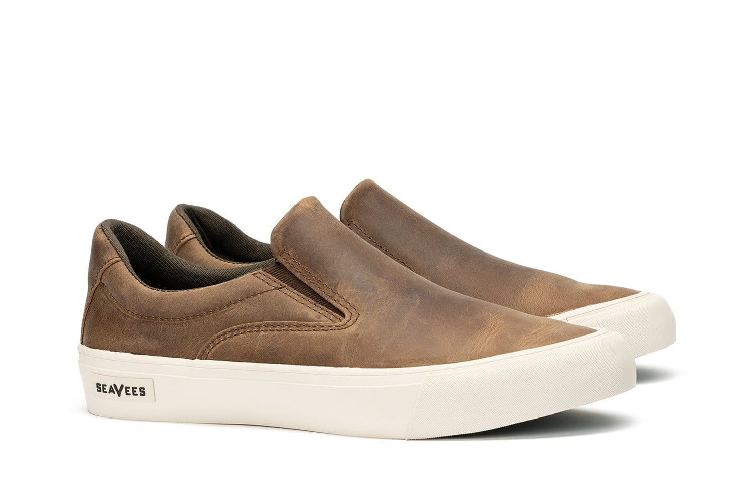 Slip On Leather | Mens Casual Sneakers