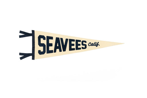 SeaVees Calif. Oxford Pennant