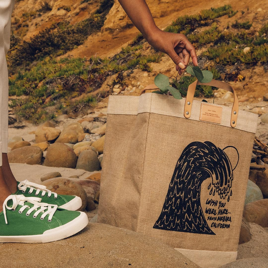 Apolis - Market Bag - Wish You Were Here
