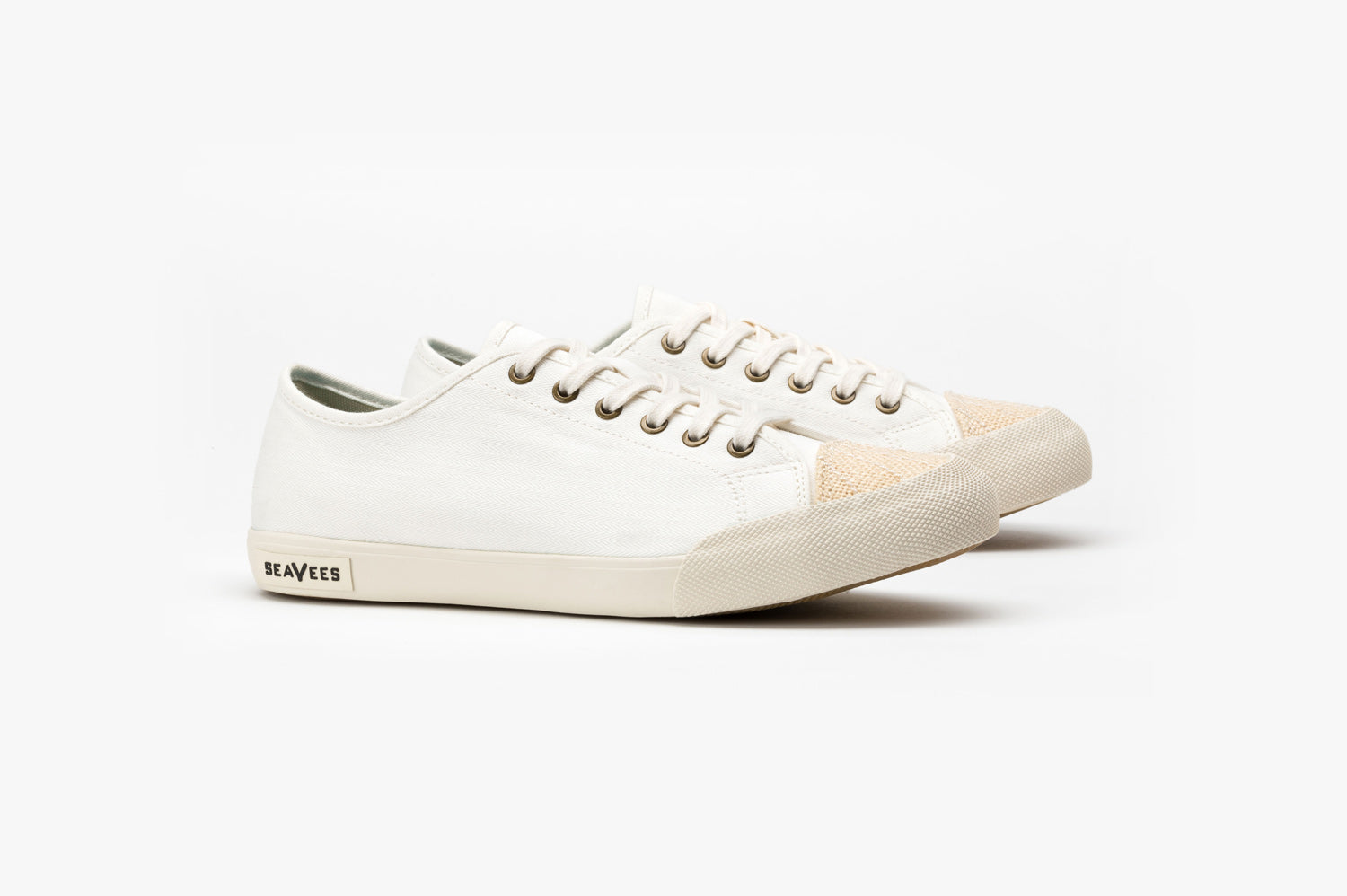 Womens - Army Issue Sneaker Low - Bleach