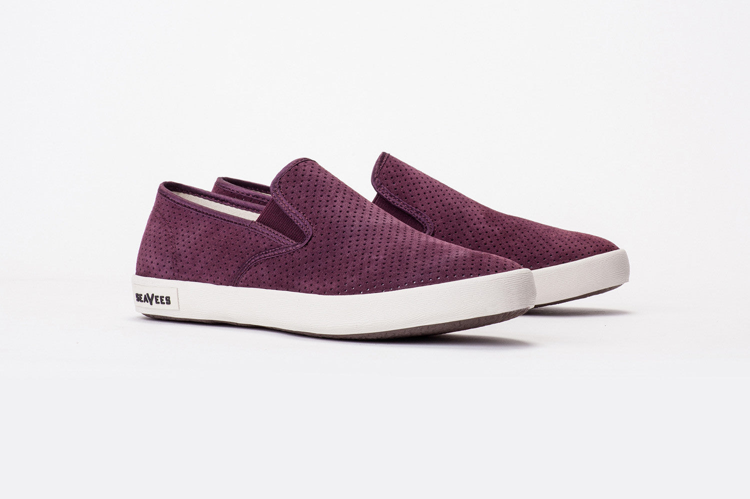 Womens - Baja Slip On Varsity - Fig