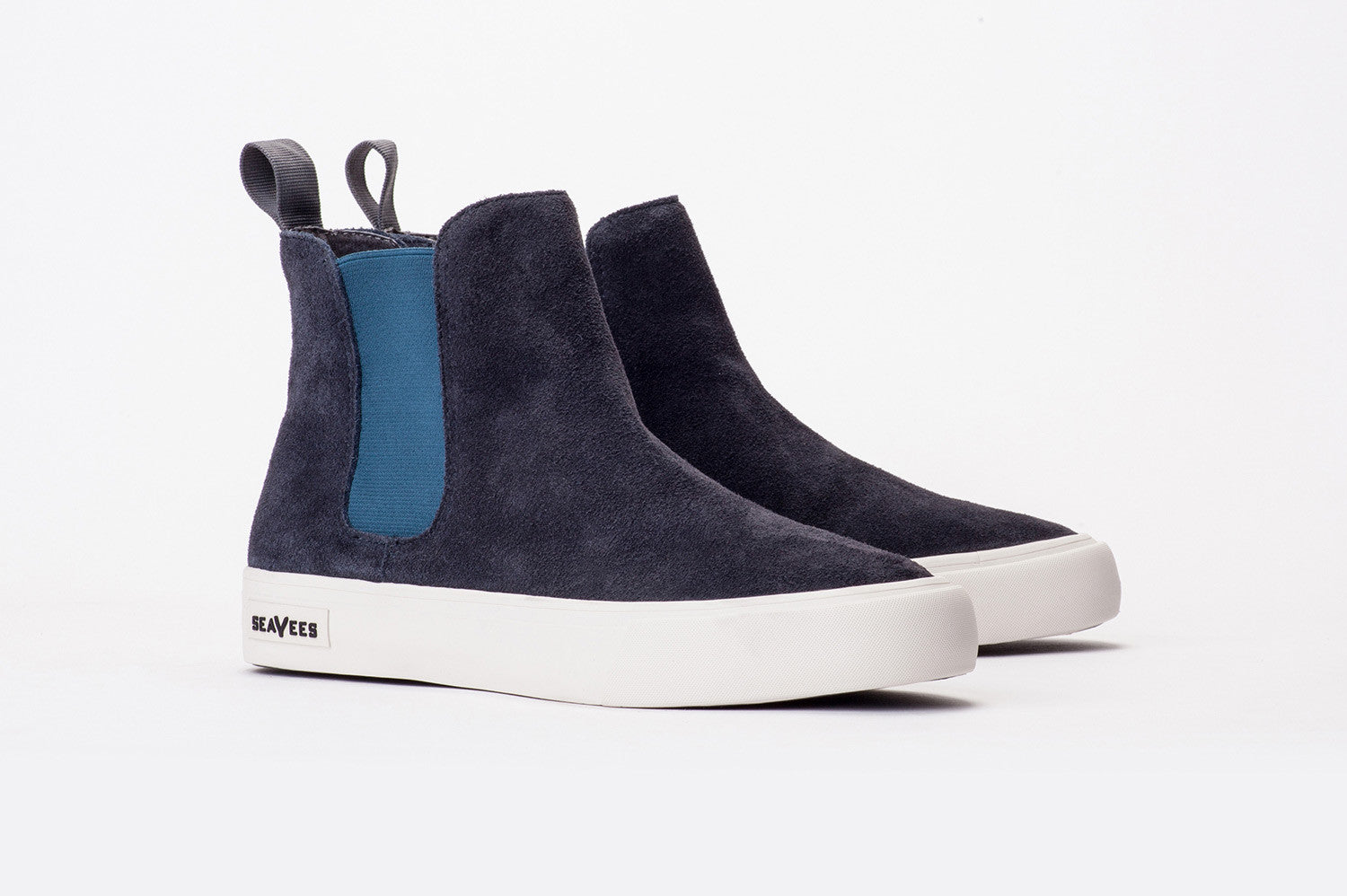 Womens - Laguna Chelsea Boot - Navy/Blue