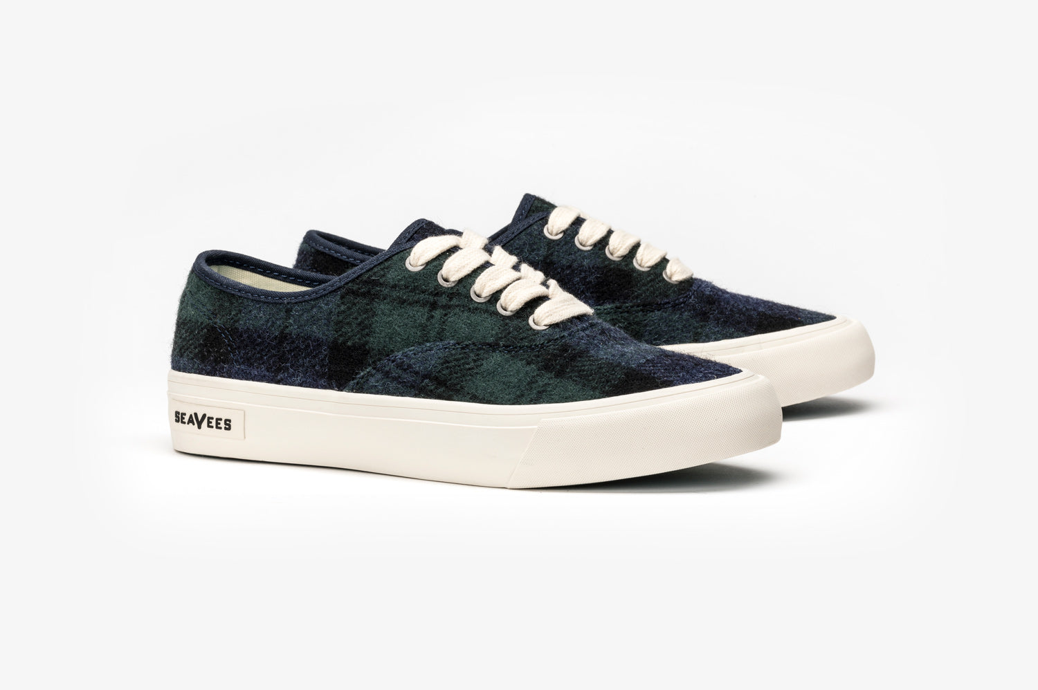 Womens - Legend Sneaker Wintertide - Blackwatch Plaid