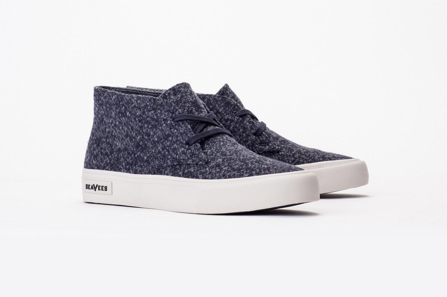 Womens - Maslon Desert Boot - Navy