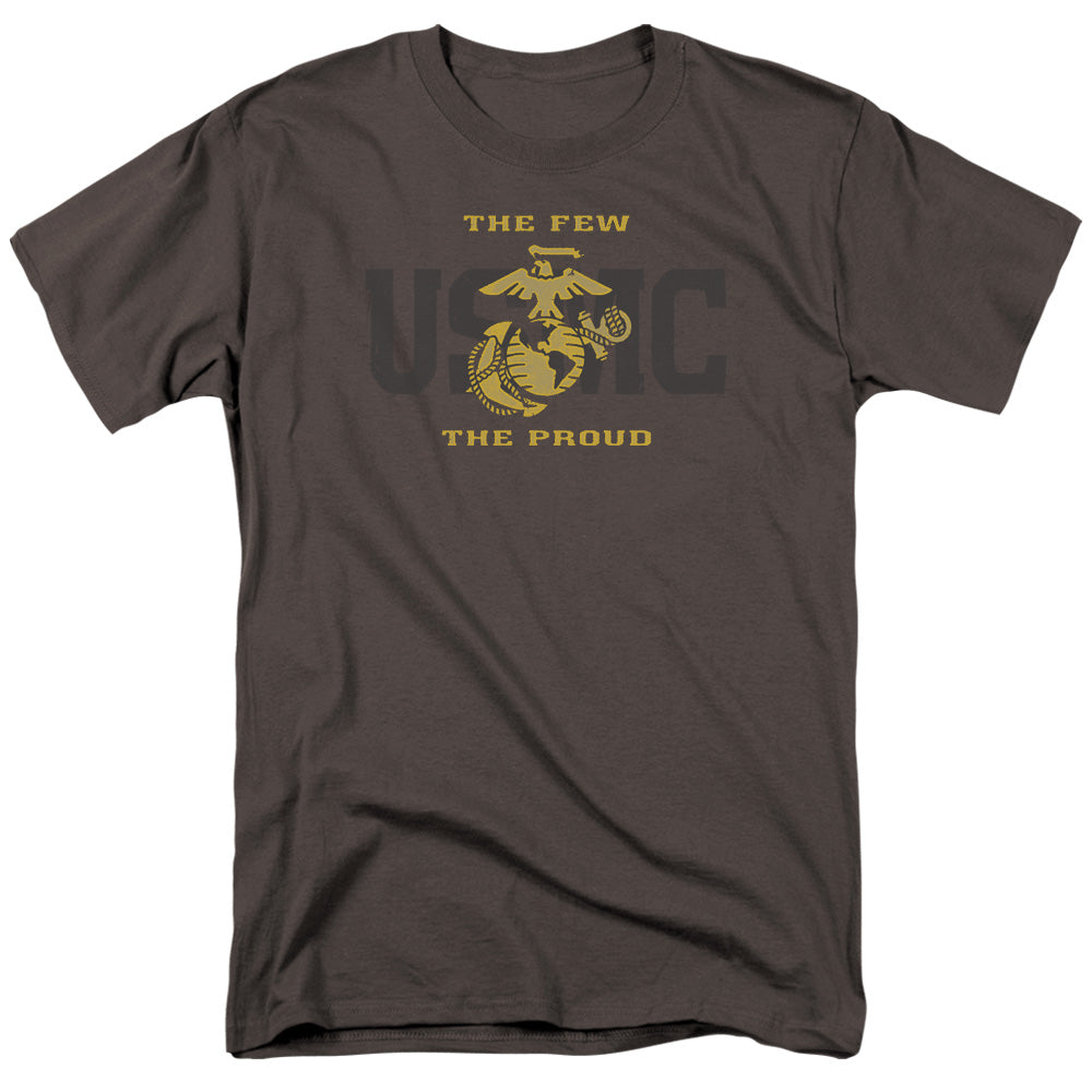 Us Marine Corps - Split Tag Short Sleeve Adult 18/1