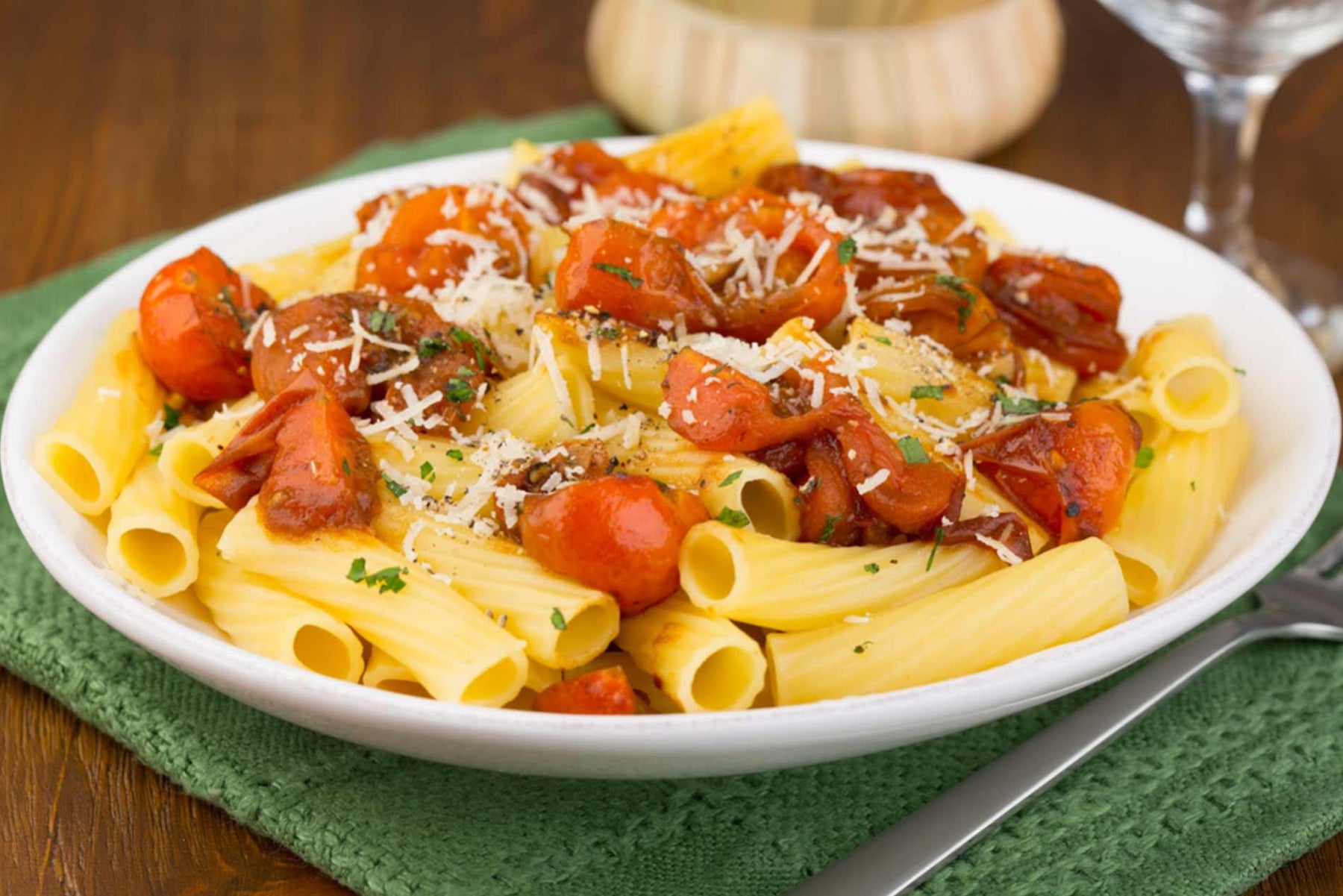 Southern Italian Calabrian Chili Pasta