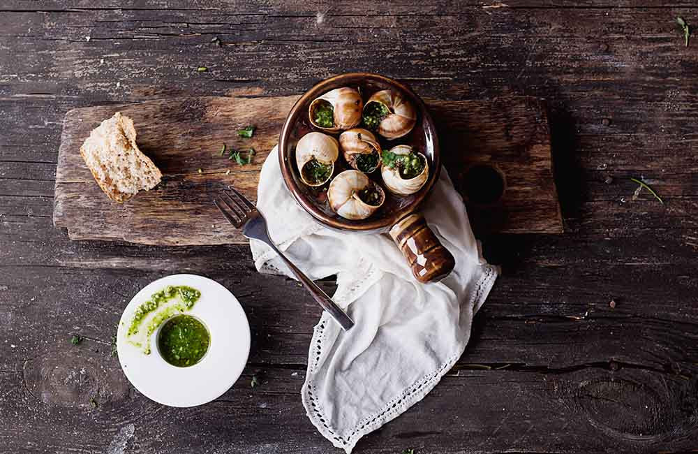 Ooh La La: French Burgundy Escargot