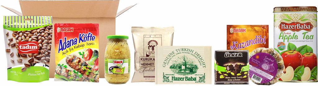Yummy Bazaar April Gourmet Subscription Box